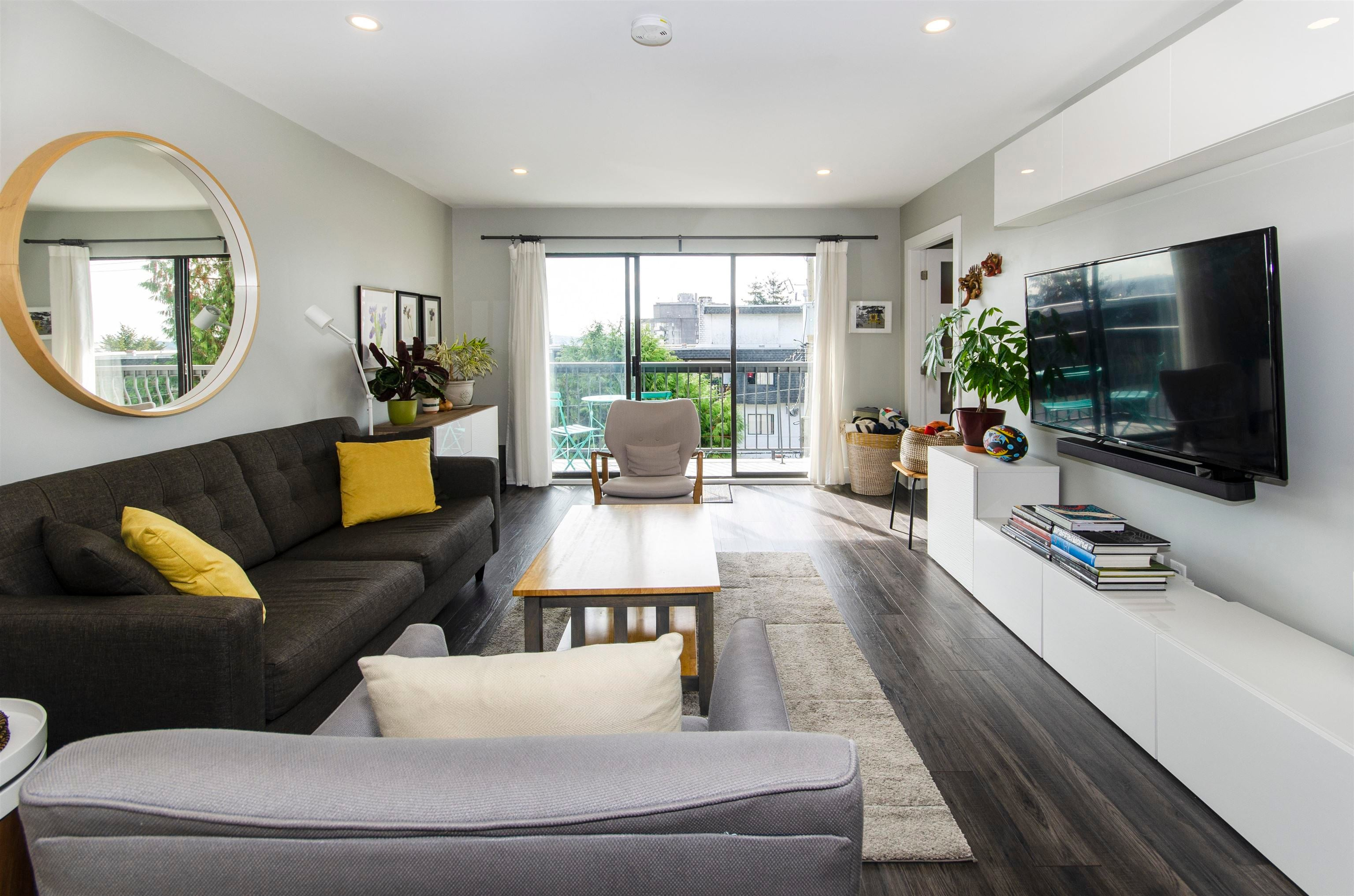 206 175 E 5TH STREET - Lower Lonsdale Apartment/Condo for sale, 2 Bedrooms (R2624759) - #4