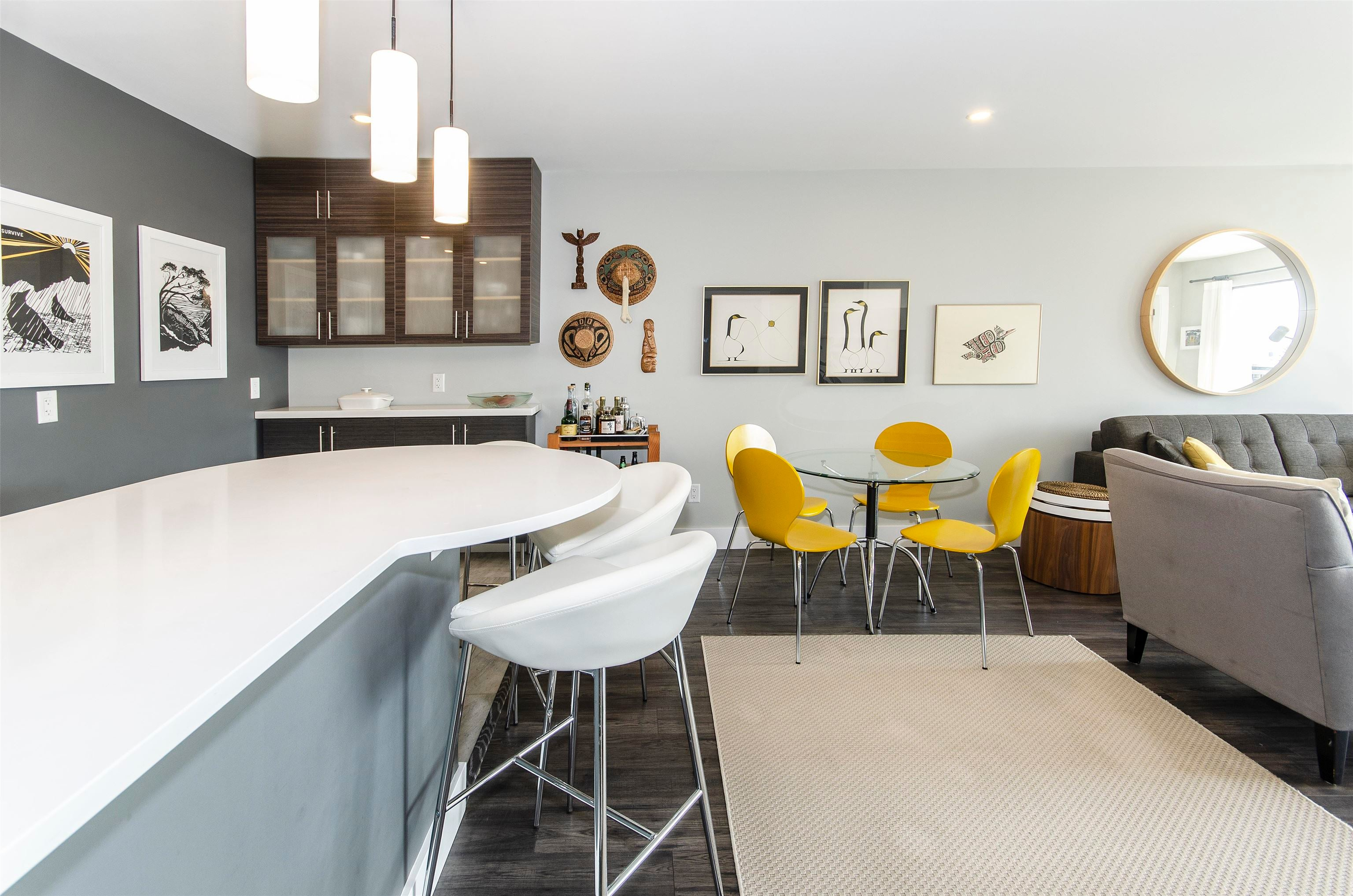 206 175 E 5TH STREET - Lower Lonsdale Apartment/Condo for sale, 2 Bedrooms (R2624759) - #5