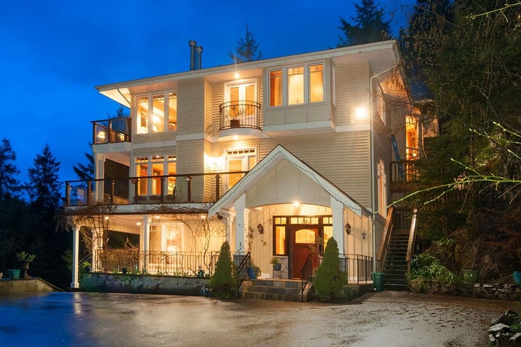 935 WINDJAMMER ROAD - Bowen Island House/Single Family for sale, 4 Bedrooms (R2624775)
