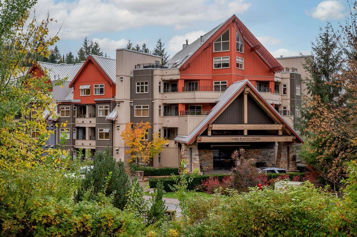 116 2050 LAKE PLACID ROAD - Whistler Creek Apartment/Condo for sale, 1 Bedroom (R2624801)