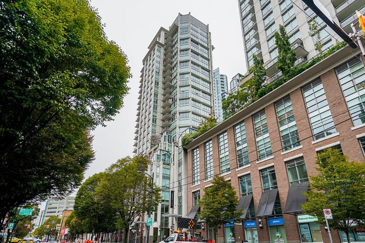 2402 565 SMITHE STREET - Downtown VW Apartment/Condo for sale, 2 Bedrooms (R2624810)