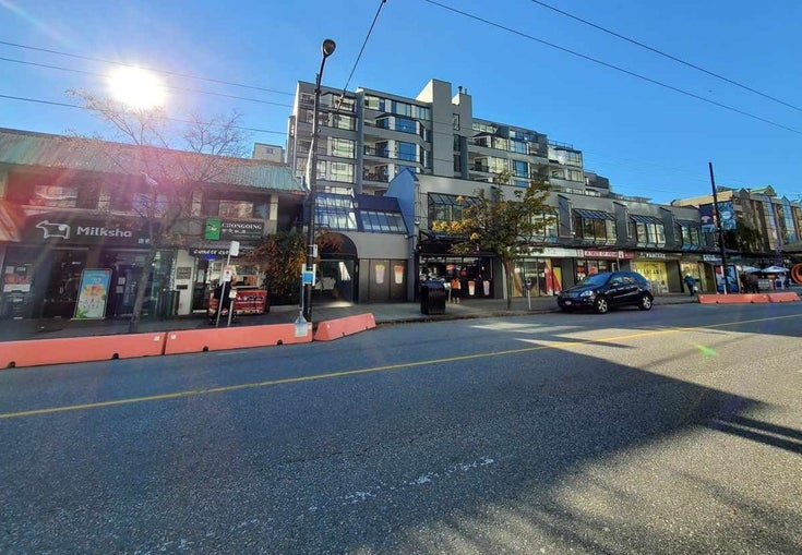 513 1270 ROBSON STREET - West End VW Apartment/Condo for sale, 1 Bedroom (R2624833)