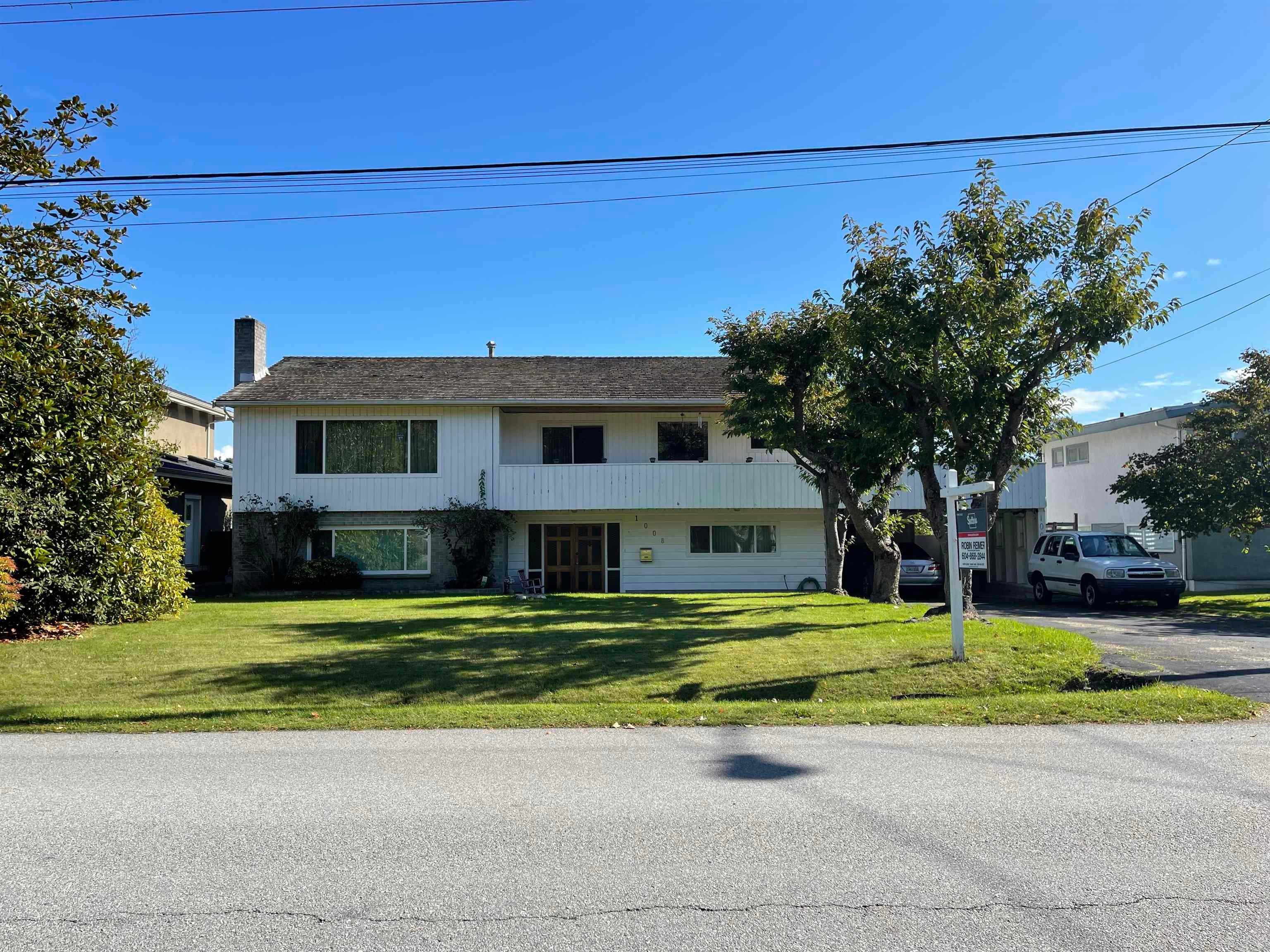 1008 50B STREET - Tsawwassen Central House/Single Family for sale, 4 Bedrooms (R2624844)