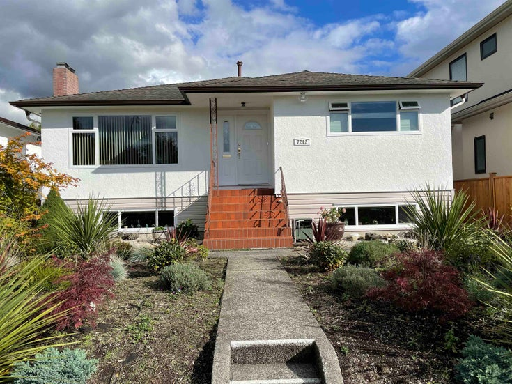 7212 VIVIAN DRIVE - Fraserview VE House/Single Family for sale, 4 Bedrooms (R2624847)