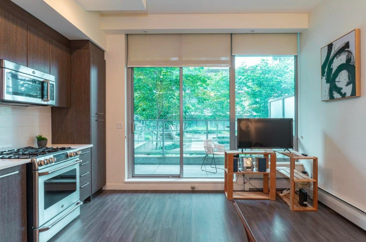 001 9080 UNIVERSITY CRESCENT - Simon Fraser Univer. Apartment/Condo for sale, 1 Bedroom (R2624852)