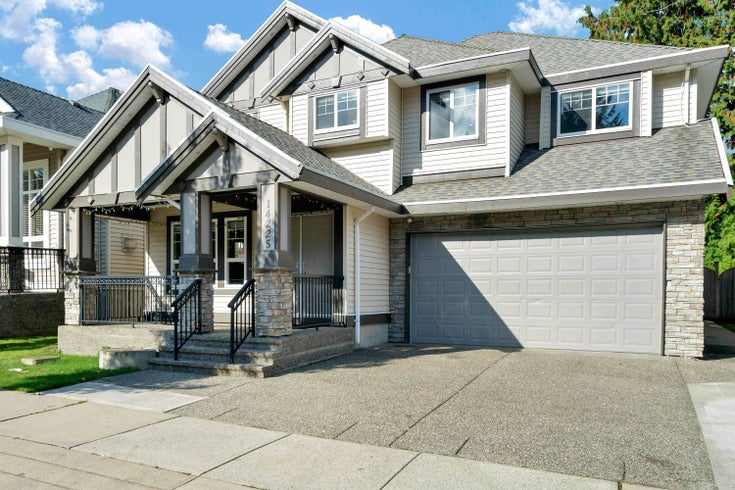 14225 64A AVENUE - East Newton House/Single Family for sale, 5 Bedrooms (R2624867)