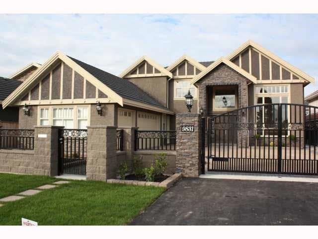 9831 GREENLEES ROAD - Broadmoor House/Single Family for sale, 5 Bedrooms (R2624892)