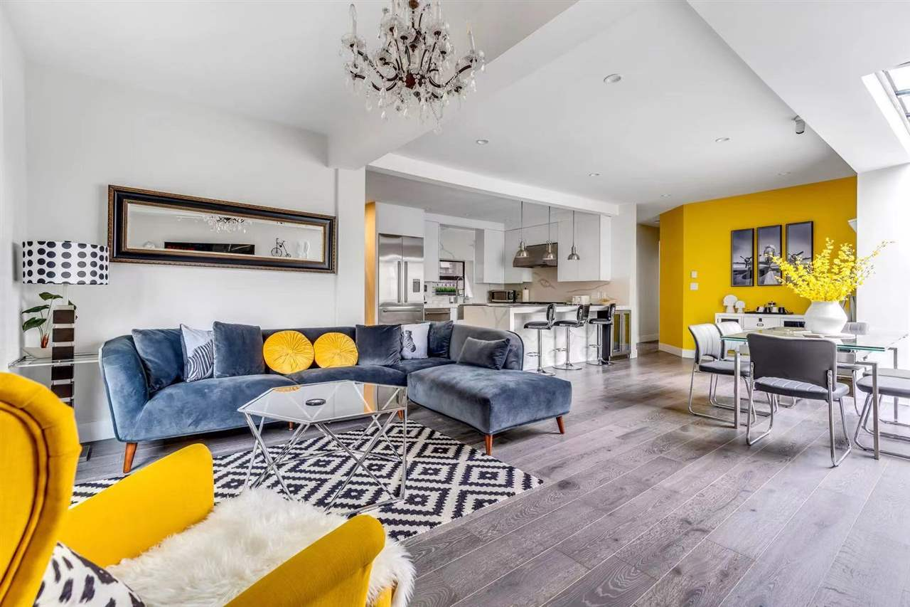 2405 TRAFALGAR STREET - Kitsilano House/Single Family for sale, 7 Bedrooms (R2624902)