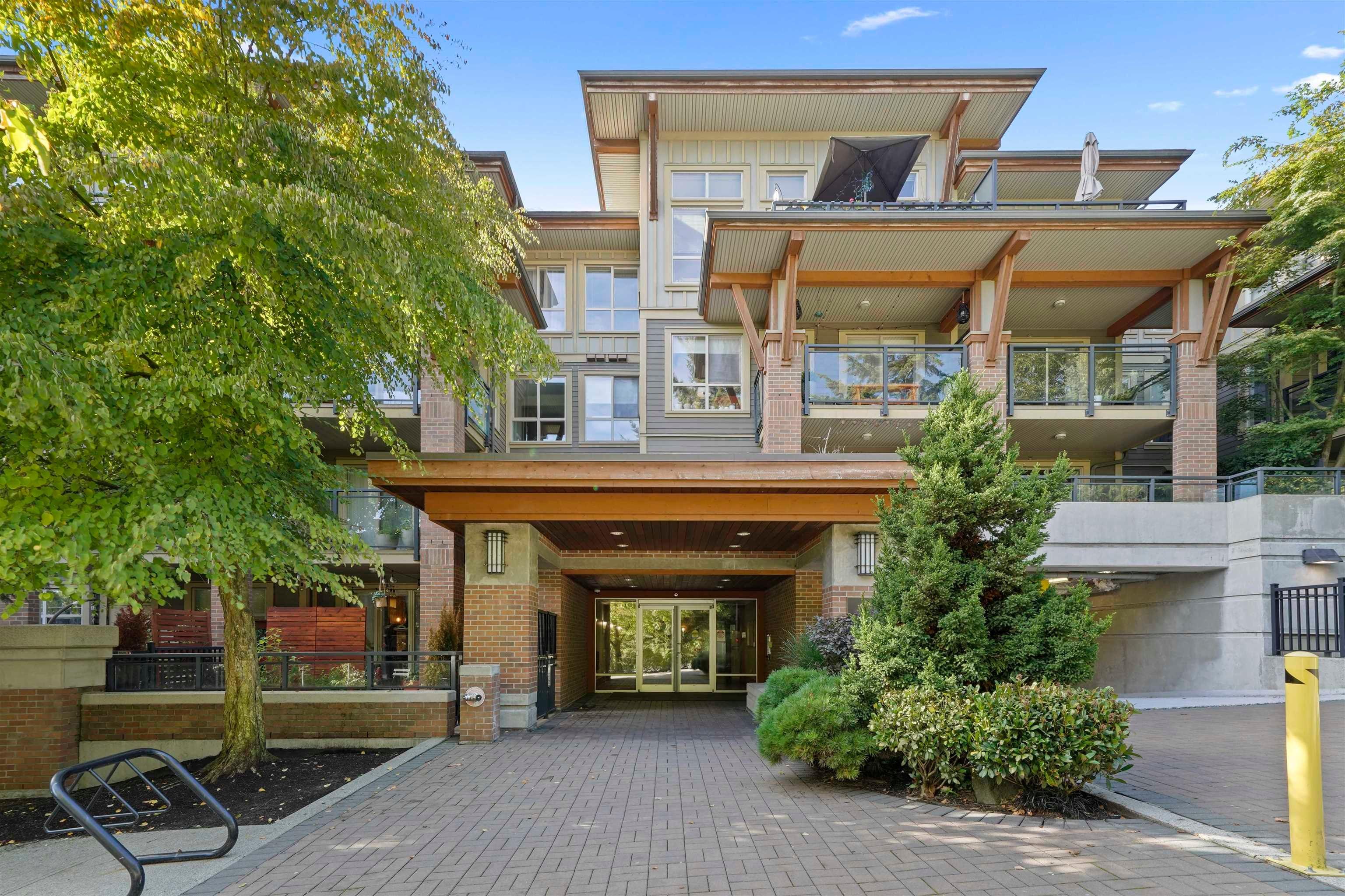 319 1633 MACKAY AVENUE - Pemberton NV Apartment/Condo for sale, 2 Bedrooms (R2624916) - #1