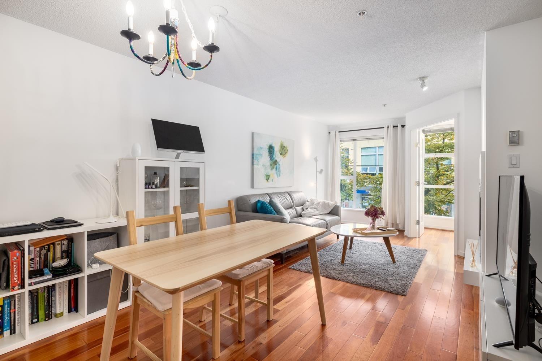 208 2768 CRANBERRY DRIVE - Kitsilano Apartment/Condo for sale, 1 Bedroom (R2624917)