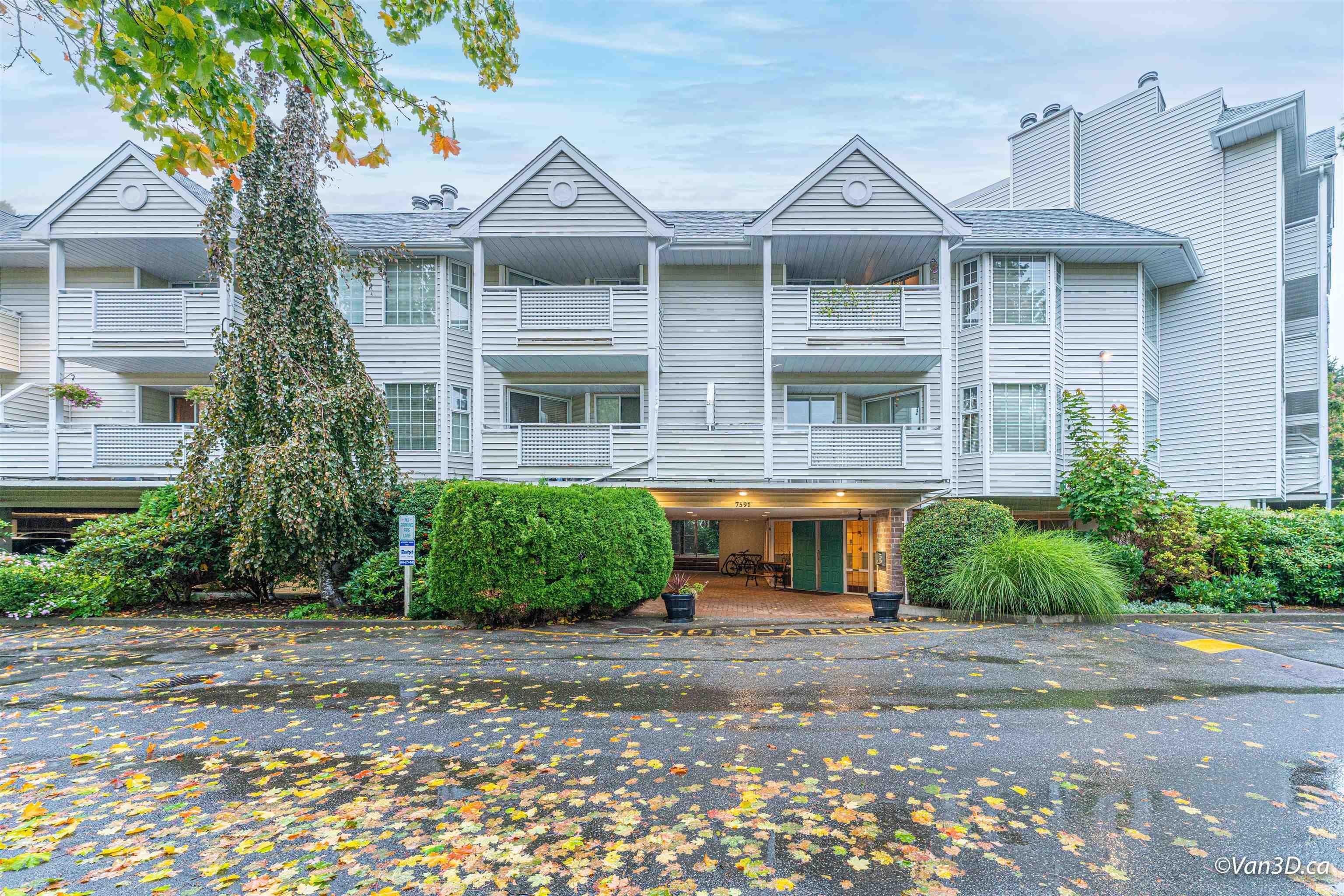 217 7591 MOFFATT ROAD - Brighouse South Apartment/Condo for sale, 1 Bedroom (R2624938)