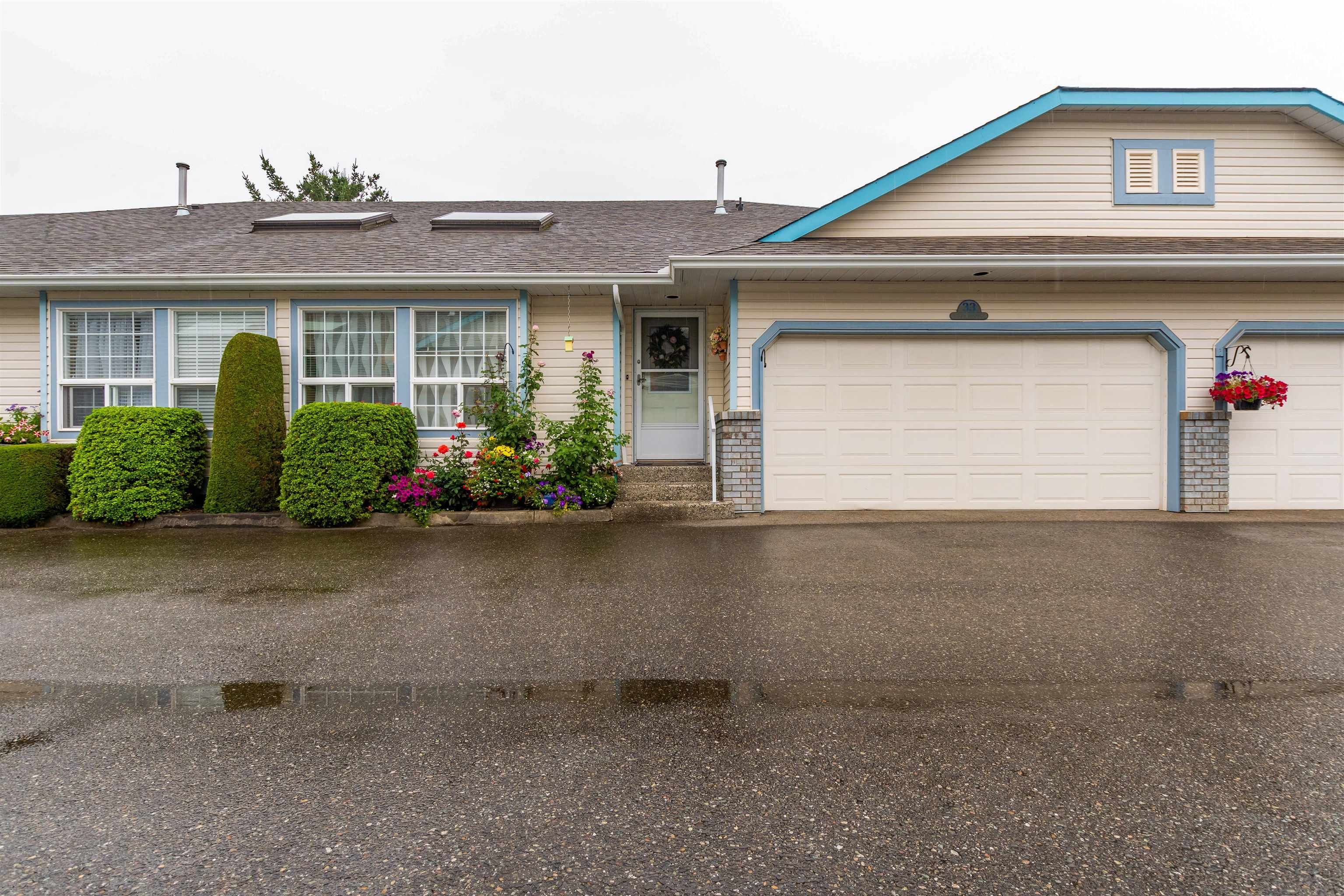 33 45175 WELLS ROAD - Sardis West Vedder Rd Townhouse for sale, 2 Bedrooms (R2624944) - #1