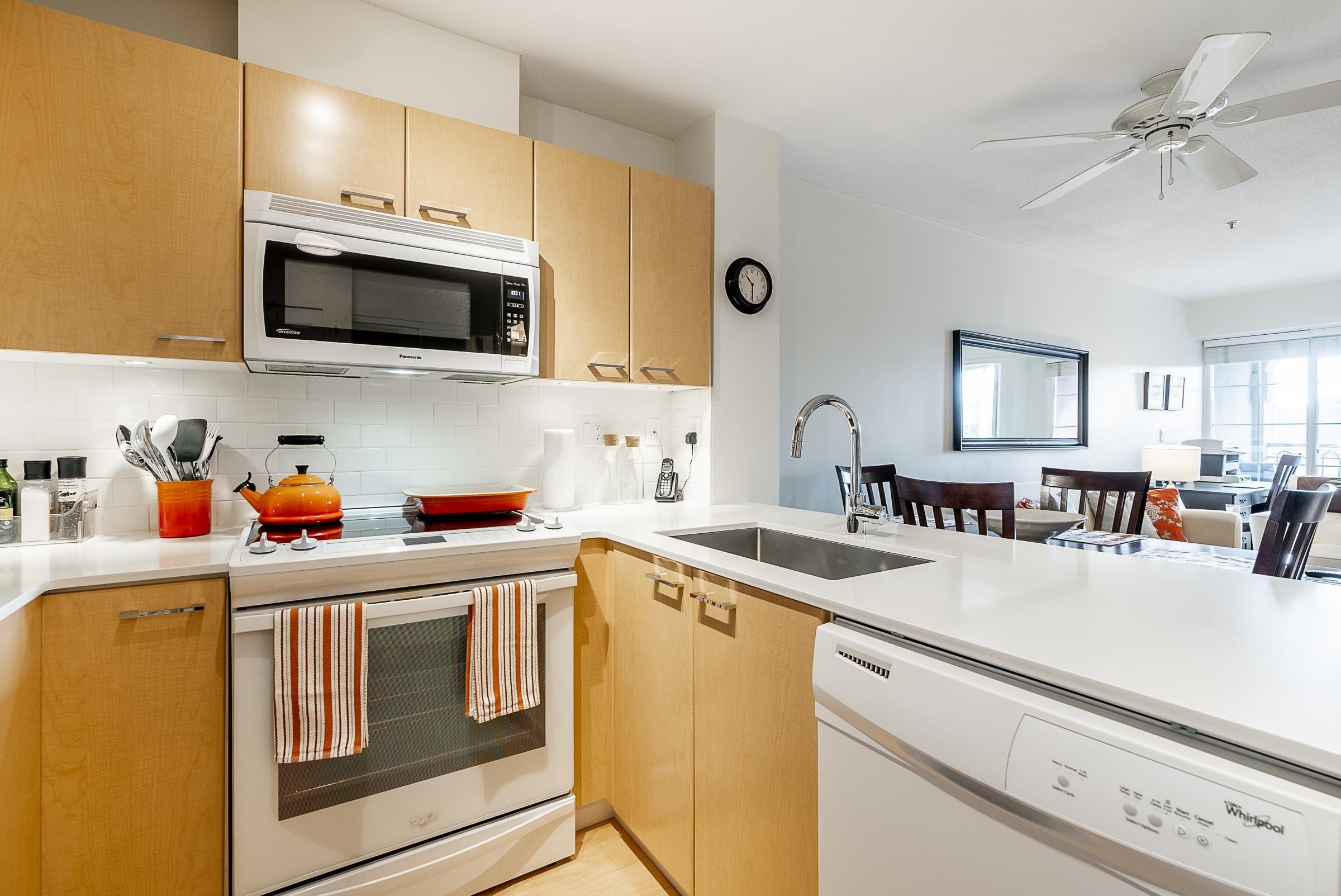 406 1989 DUNBAR STREET - Kitsilano Apartment/Condo for sale, 1 Bedroom (R2624949) - #11