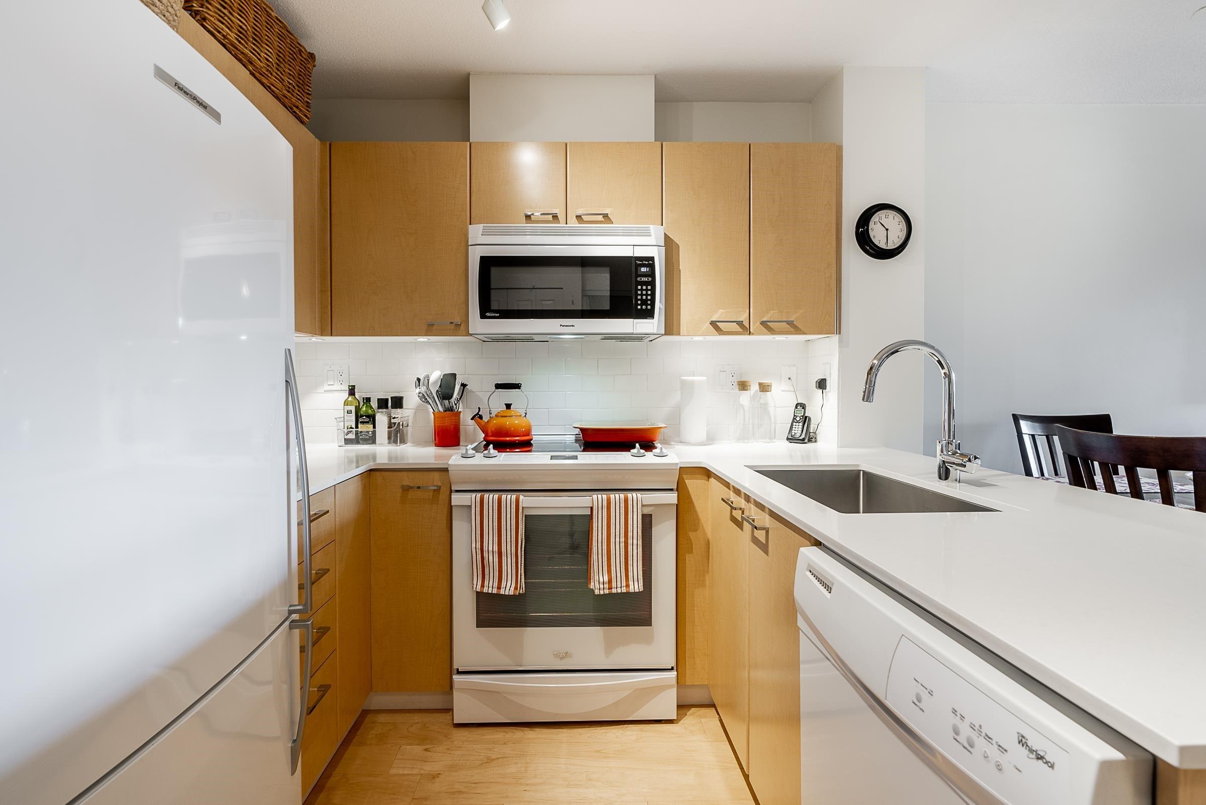406 1989 DUNBAR STREET - Kitsilano Apartment/Condo for sale, 1 Bedroom (R2624949) - #12