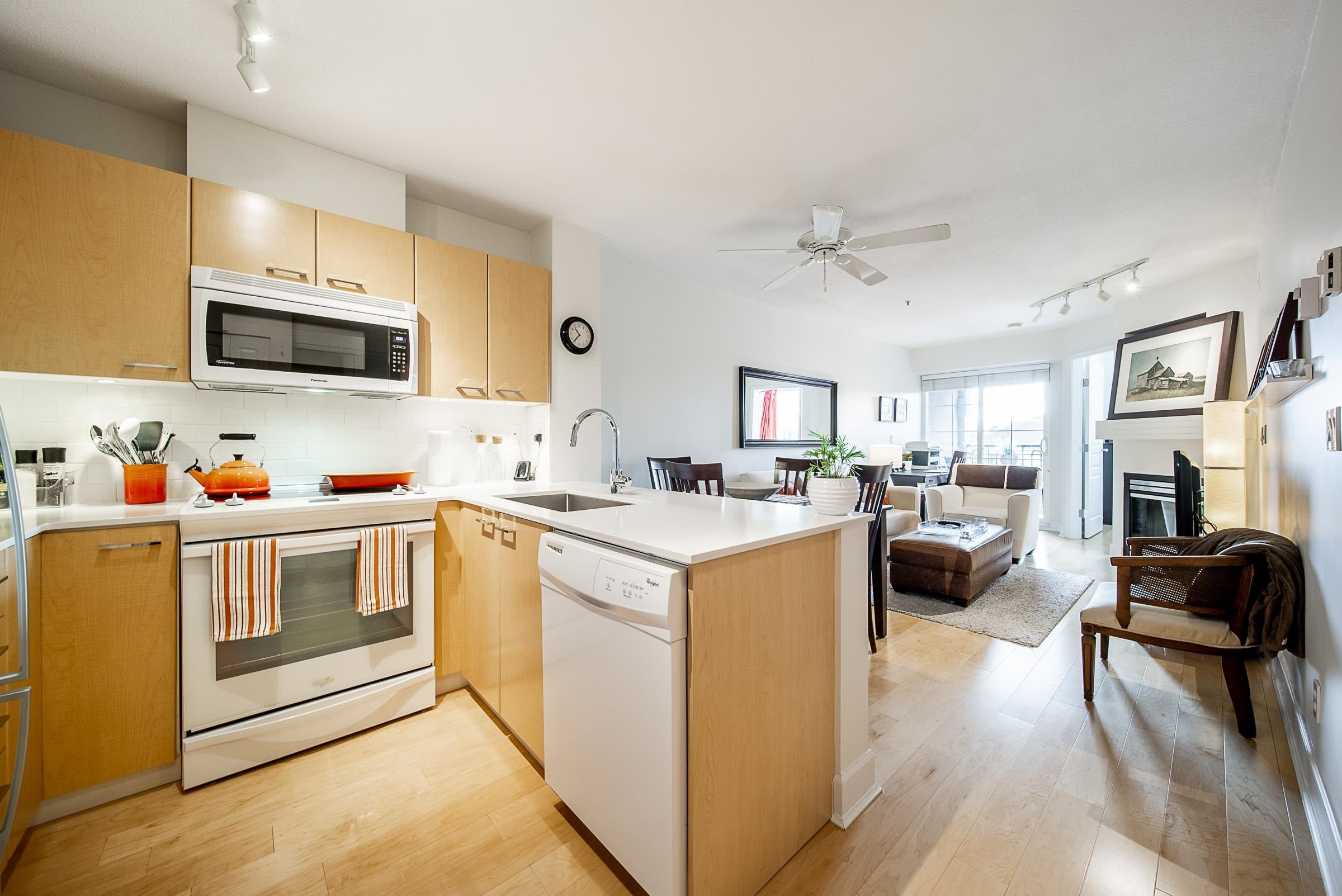 406 1989 DUNBAR STREET - Kitsilano Apartment/Condo for sale, 1 Bedroom (R2624949) - #2