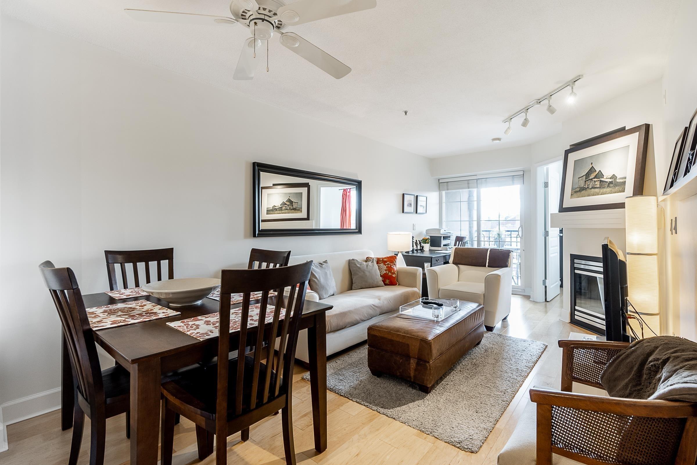 406 1989 DUNBAR STREET - Kitsilano Apartment/Condo for sale, 1 Bedroom (R2624949) - #3