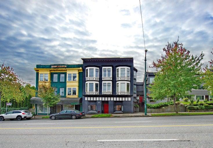10 856 E BROADWAY - Mount Pleasant VE Apartment/Condo for sale, 2 Bedrooms (R2624987)