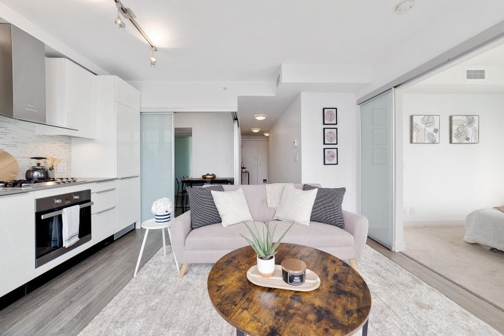 1505 1283 HOWE STREET - Downtown VW Apartment/Condo for sale, 1 Bedroom (R2625032)