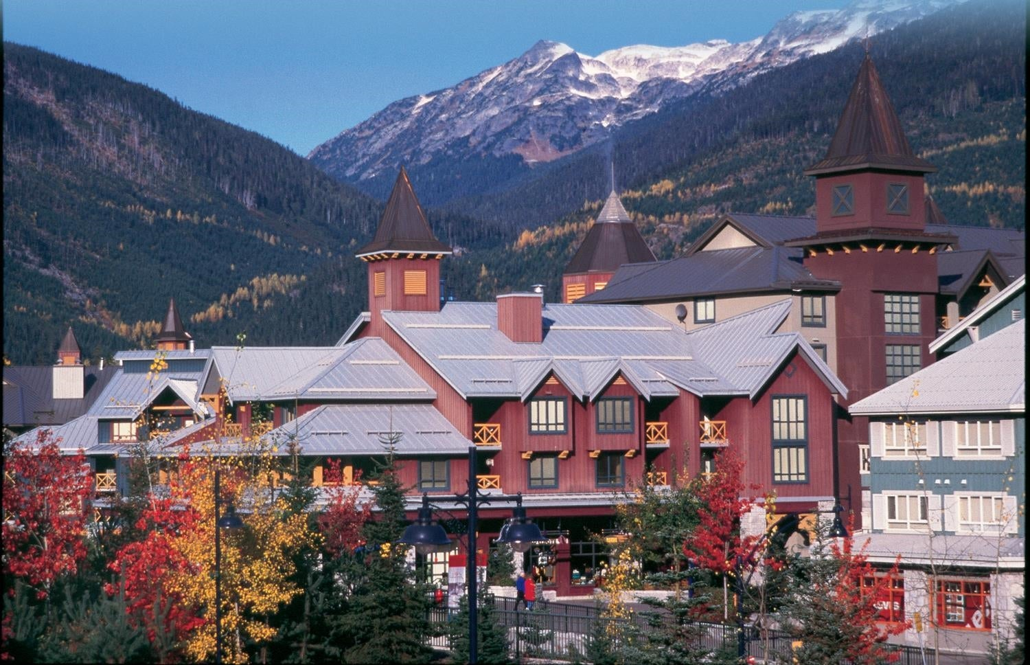1360 4308 MAIN STREET - Whistler Village Apartment/Condo for sale, 1 Bedroom (R2625059)