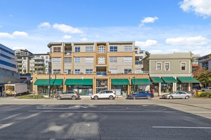 214 108 W ESPLANADE AVENUE - Lower Lonsdale Apartment/Condo for sale, 2 Bedrooms (R2625064)