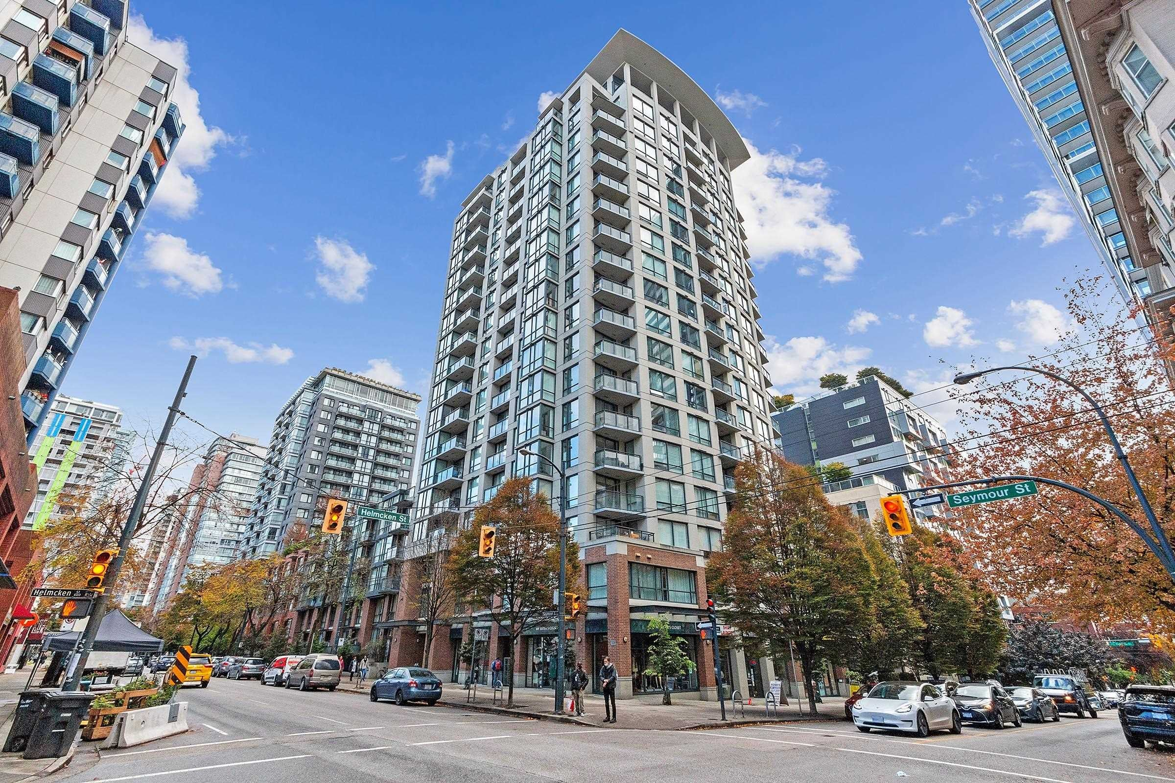 306 1082 SEYMOUR STREET - Downtown VW Apartment/Condo for sale, 1 Bedroom (R2625081) - #1