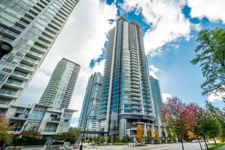 3008 4900 LENNOX LANE - Metrotown Apartment/Condo for sale, 1 Bedroom (R2625122)