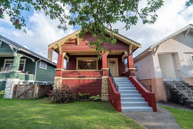 2684 TURNER STREET - Renfrew VE House/Single Family for sale, 5 Bedrooms (R2625123)