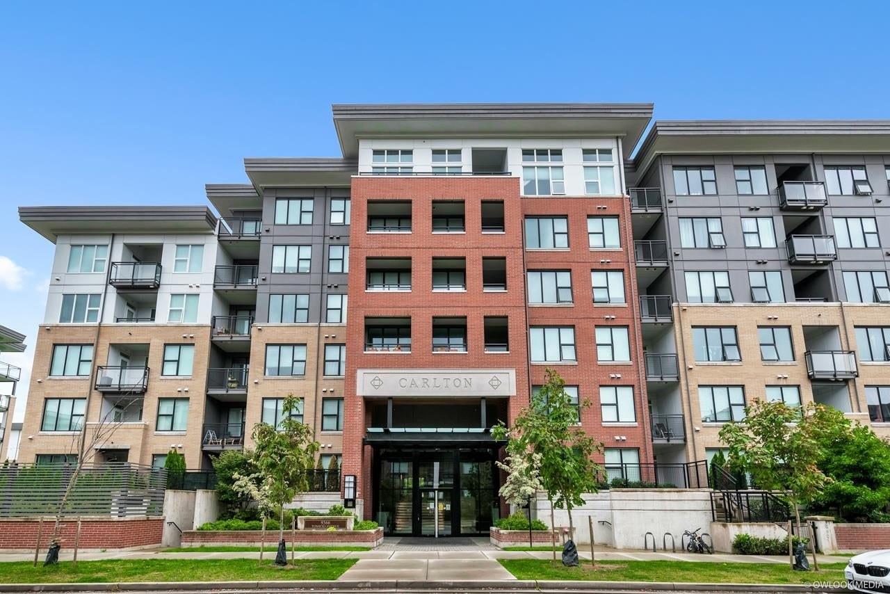320 9366 TOMICKI AVENUE - West Cambie Apartment/Condo for sale, 2 Bedrooms (R2625131)