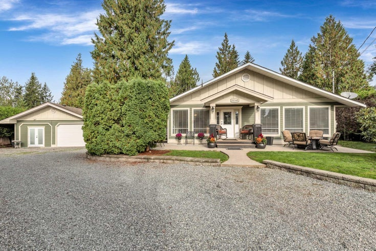 32345 MCBRIDE AVENUE - Mission BC House with Acreage for sale, 2 Bedrooms (R2625134)