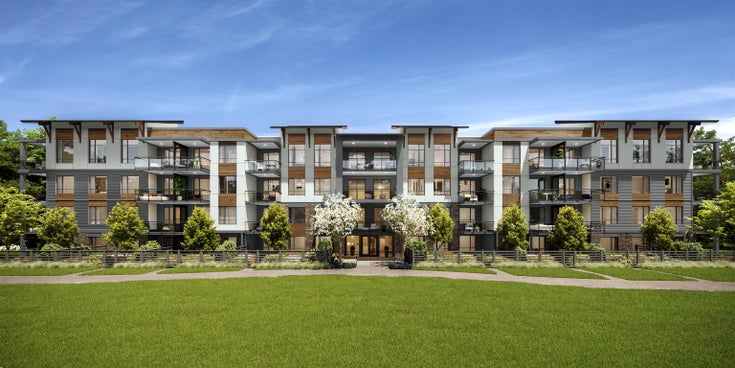 205 7506 199A STREET - Willoughby Heights Apartment/Condo for sale, 1 Bedroom (R2625140)