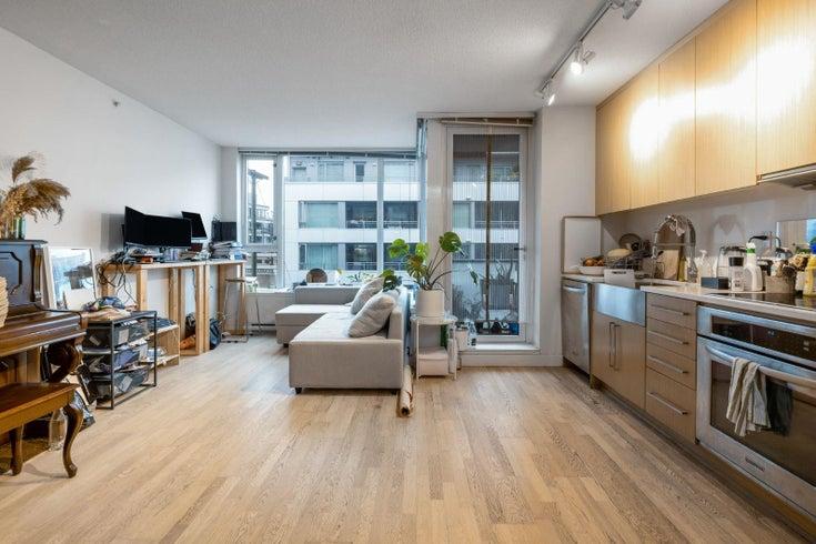 456 250 E 6TH AVENUE - Mount Pleasant VE Apartment/Condo for sale, 1 Bedroom (R2625152)
