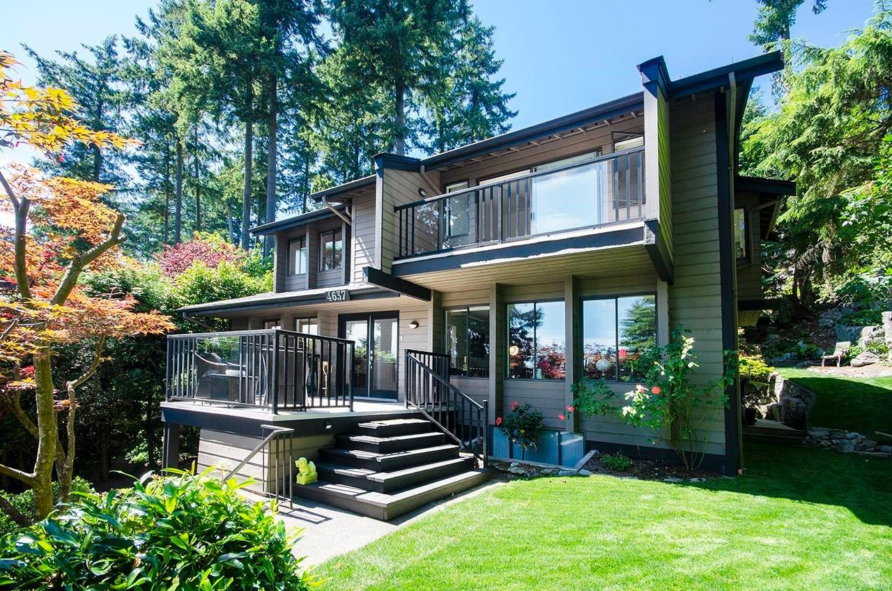 4637 CAULFEILD DRIVE - Caulfeild House/Single Family for sale, 4 Bedrooms (R2625162) - #1