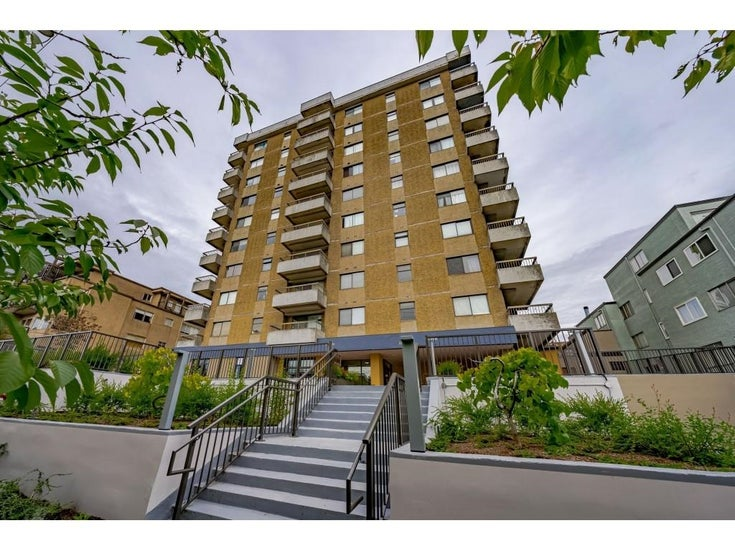 603 209 CARNARVON STREET - Downtown NW Apartment/Condo for sale, 1 Bedroom (R2625168)