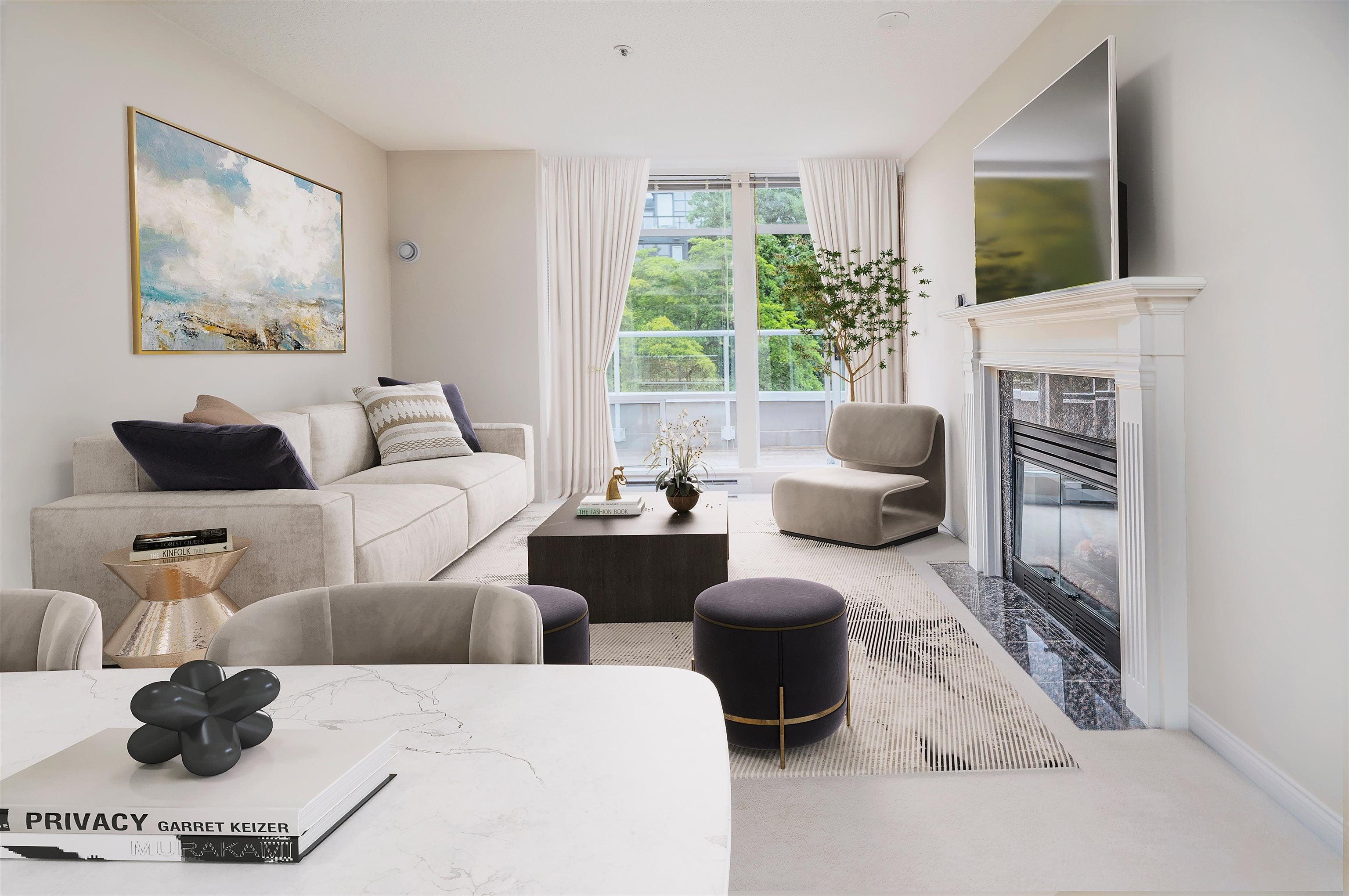 411 2288 W 12TH AVENUE - Kitsilano Apartment/Condo for sale, 1 Bedroom (R2625176)