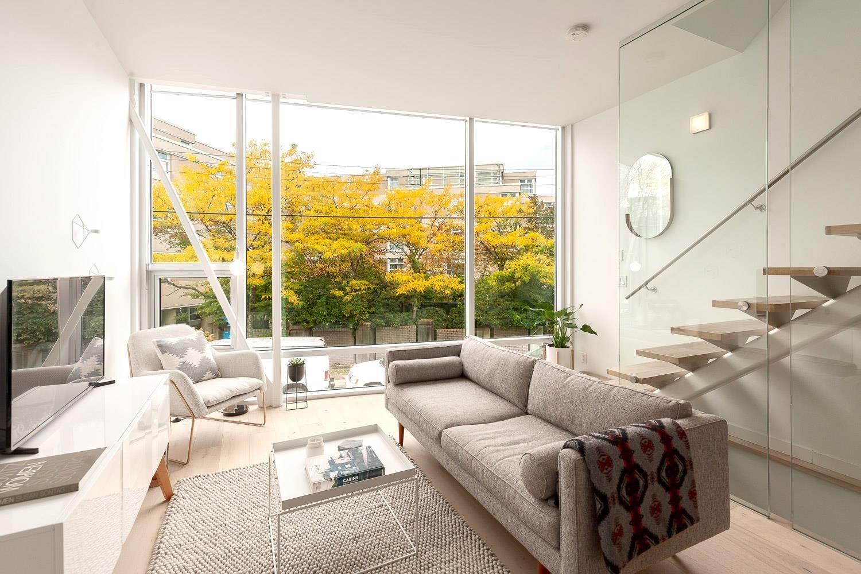 3460 PORTER STREET - Victoria VE Townhouse for sale, 2 Bedrooms (R2625178) - #1