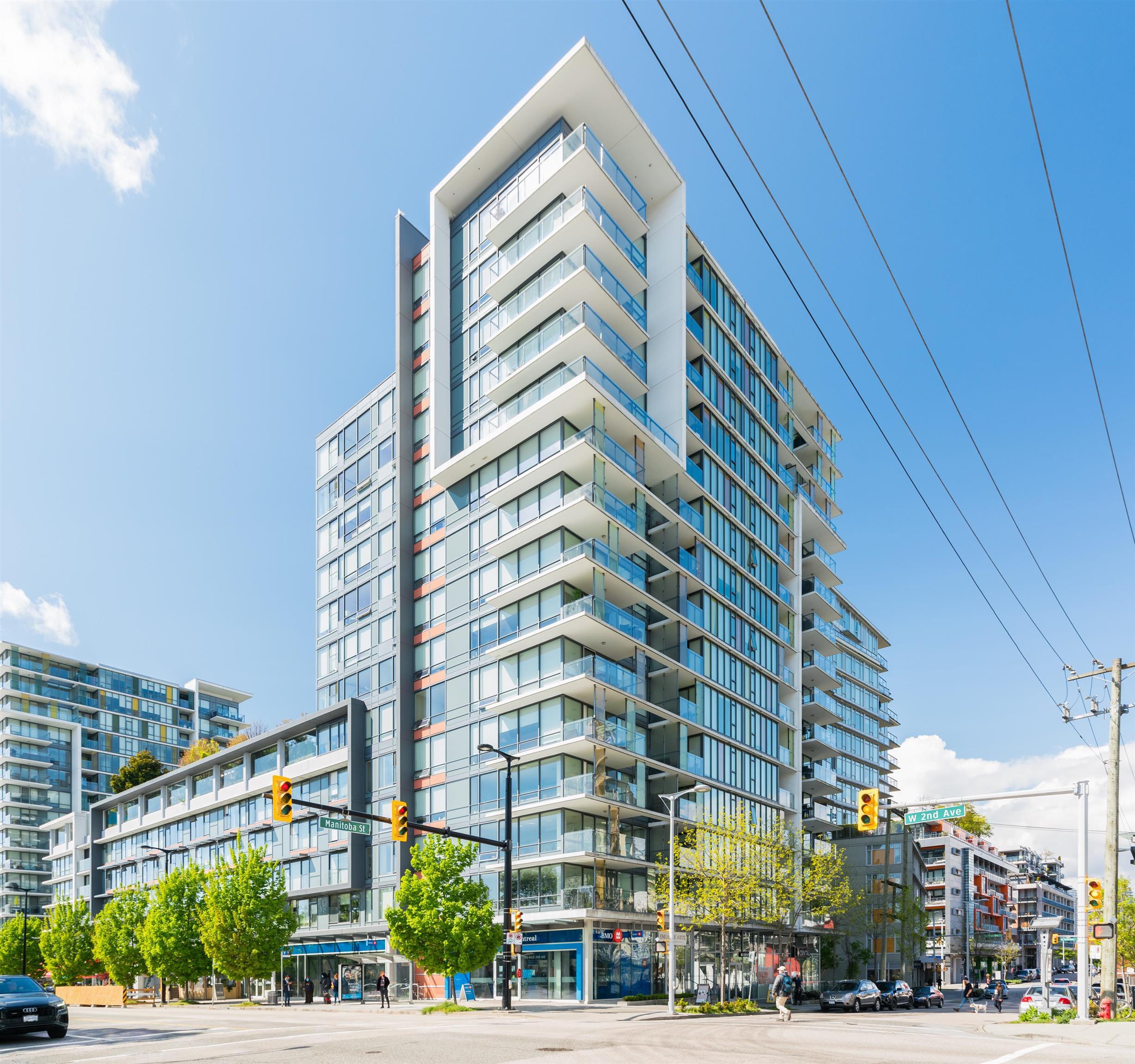 909 1783 MANITOBA STREET - False Creek Apartment/Condo for sale, 1 Bedroom (R2625180) - #1