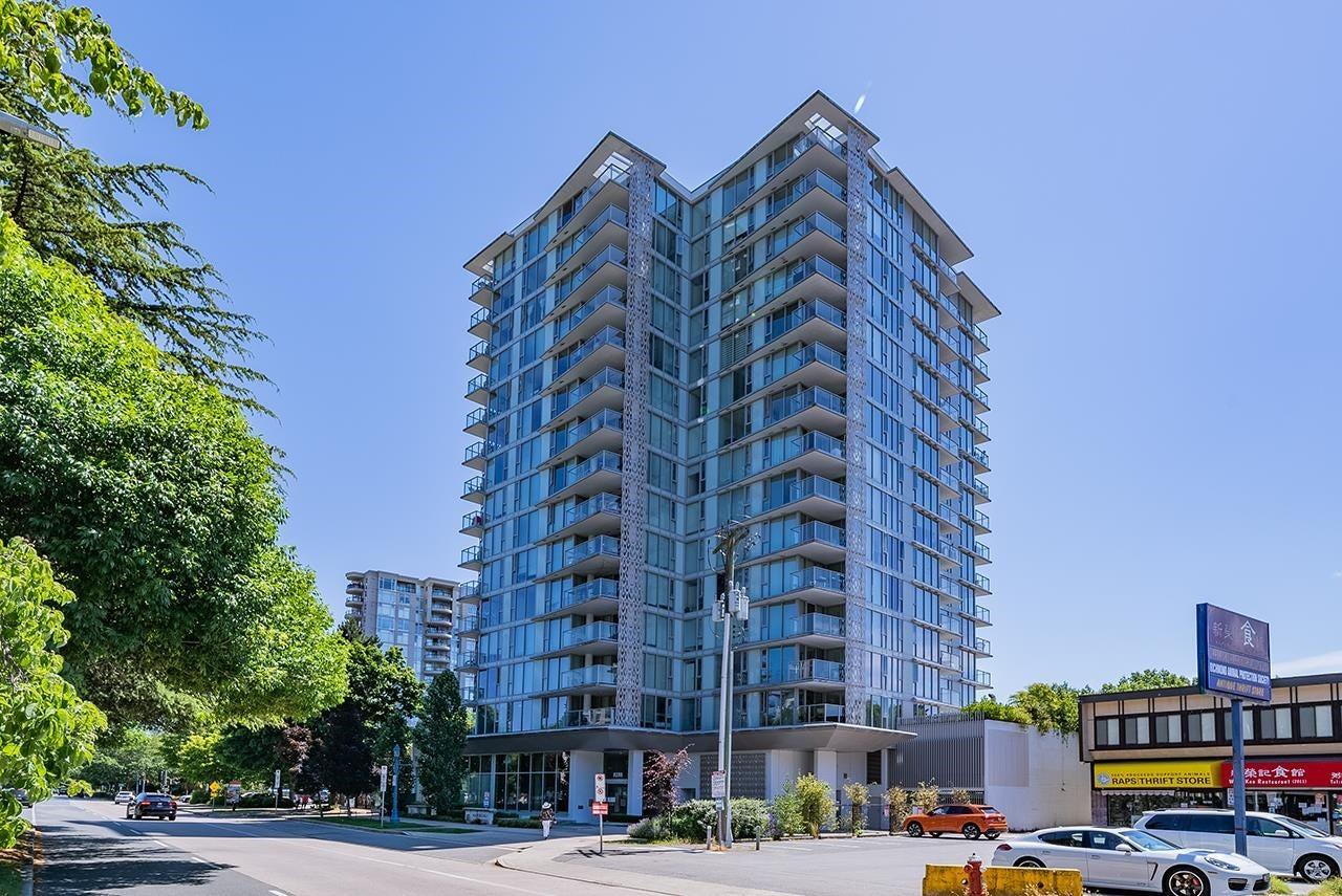 1902 8288 GRANVILLE AVENUE - Brighouse South Apartment/Condo for sale, 2 Bedrooms (R2625183)