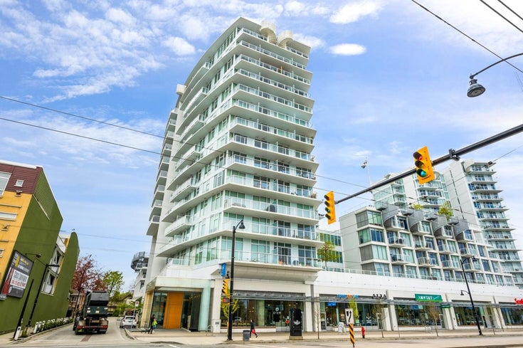 1503 2220 KINGSWAY - Victoria VE Apartment/Condo for sale, 1 Bedroom (R2625197)