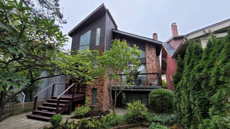 3651 W 6TH AVENUE - Kitsilano House/Single Family for sale, 5 Bedrooms (R2625224)