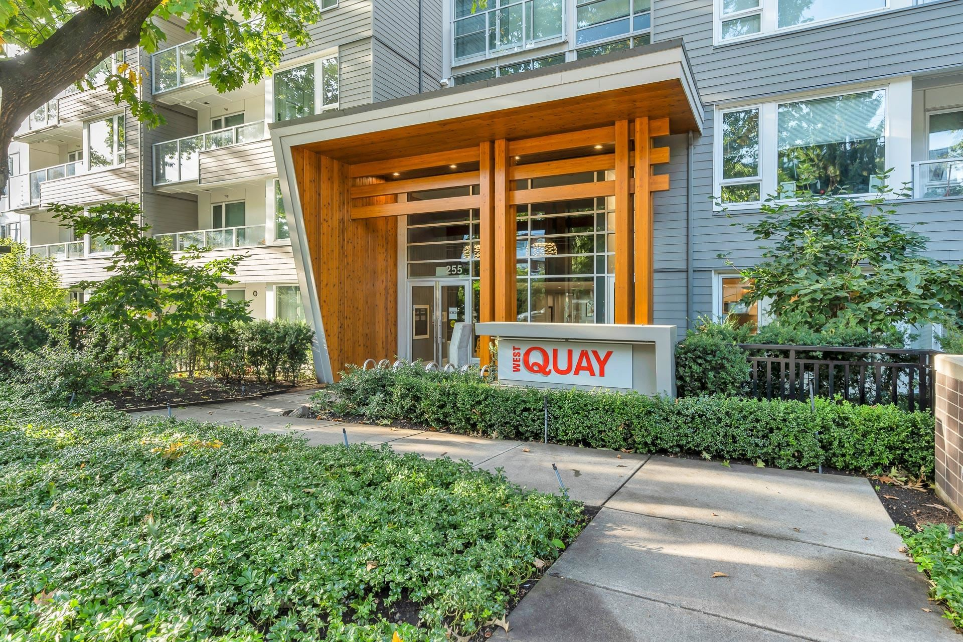 116 255 W 1ST STREET - Lower Lonsdale Apartment/Condo for sale, 2 Bedrooms (R2625228) - #1