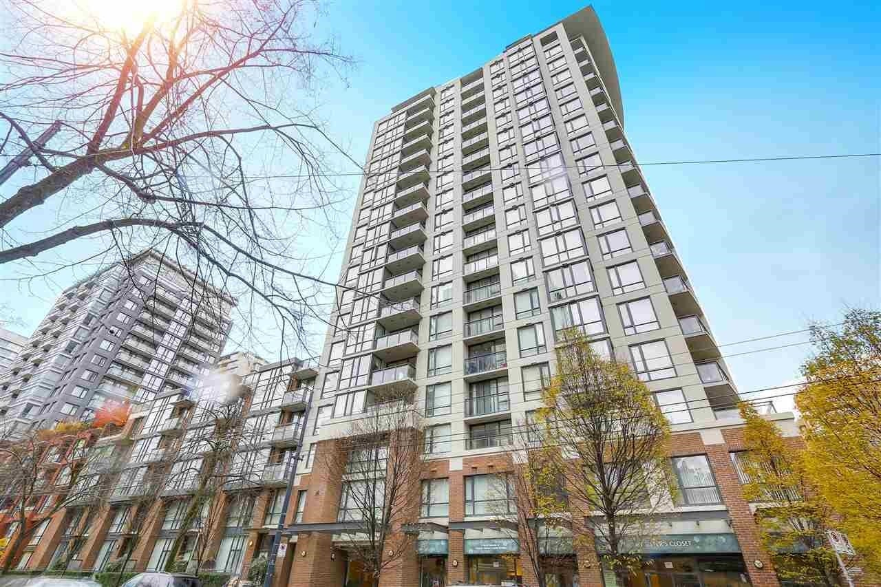902 1082 SEYMOUR STREET - Downtown VW Apartment/Condo for sale, 1 Bedroom (R2625244) - #1