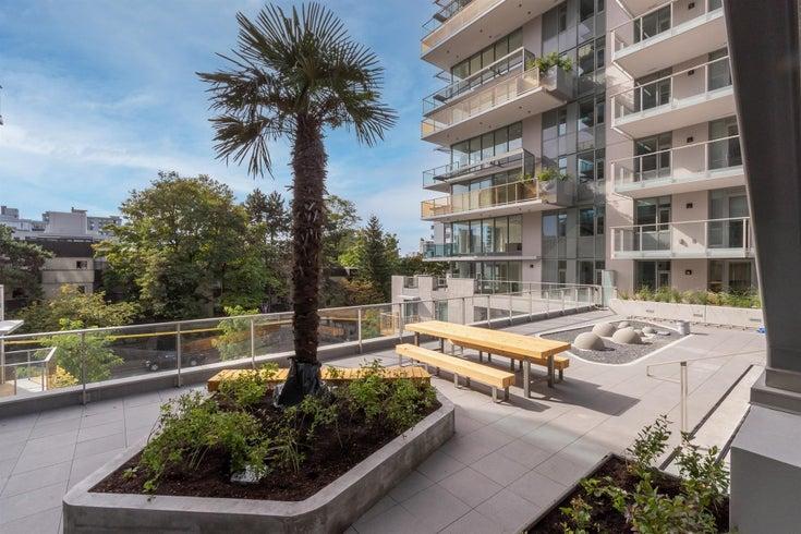 405E 1365 DAVIE STREET - West End VW Apartment/Condo for sale, 2 Bedrooms (R2625261)