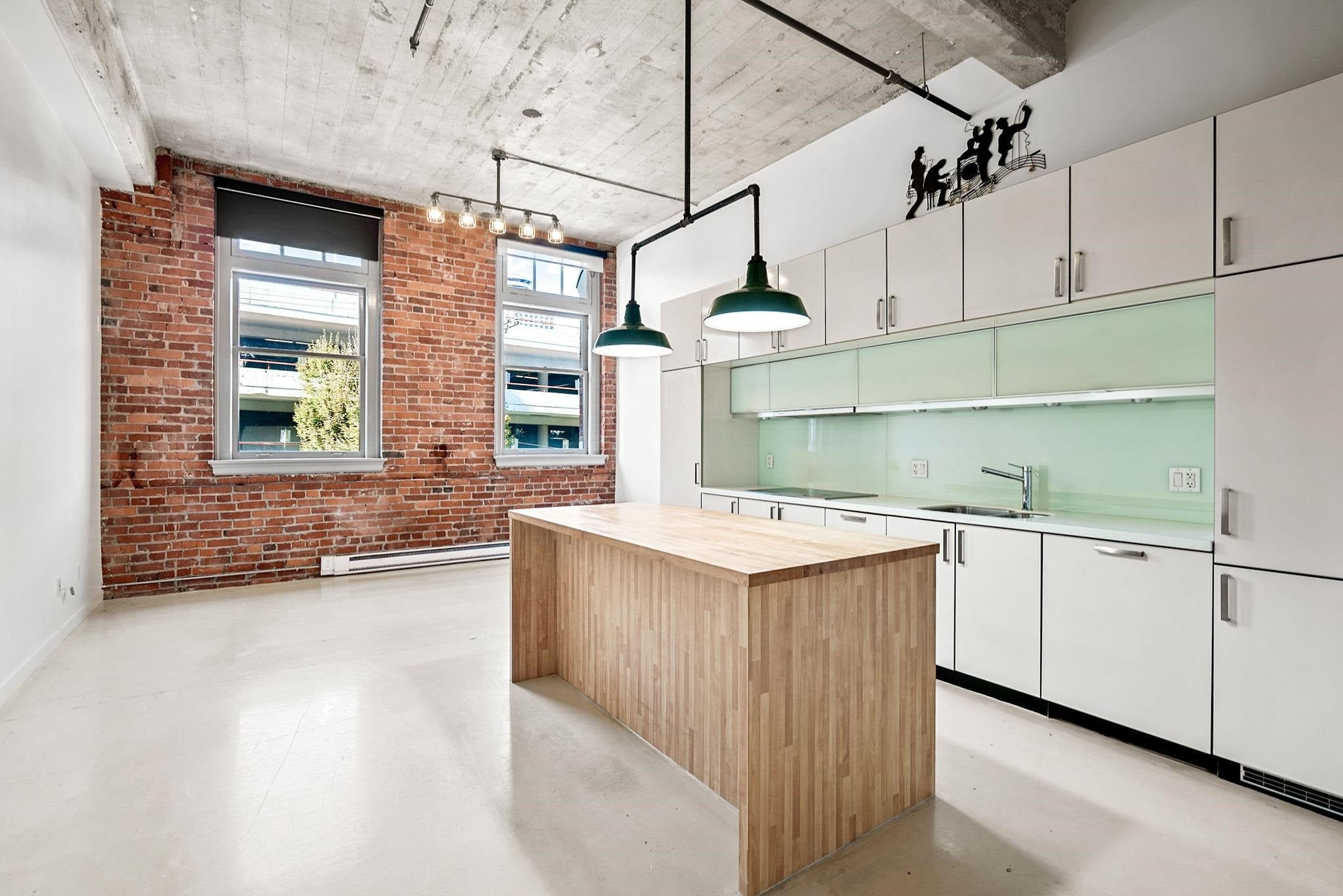 204 546 BEATTY STREET - Downtown VW Apartment/Condo for sale, 1 Bedroom (R2625265)