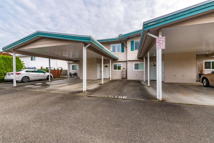 2 9262 CHARLES STREET - Chilliwack E Young-Yale Townhouse for sale, 2 Bedrooms (R2625275)