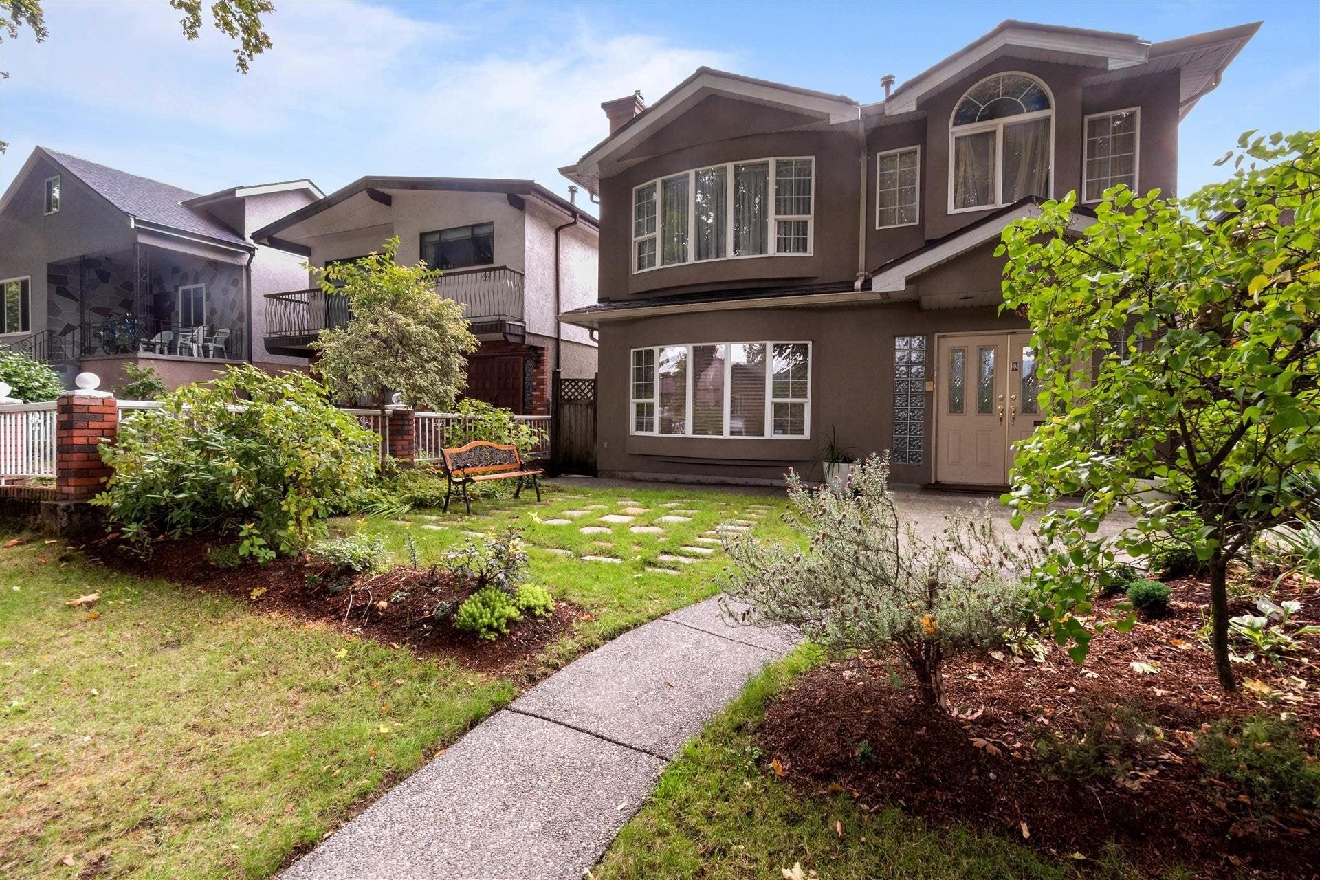 2522 WILLIAM STREET - Renfrew VE House/Single Family for sale, 5 Bedrooms (R2625306) - #1