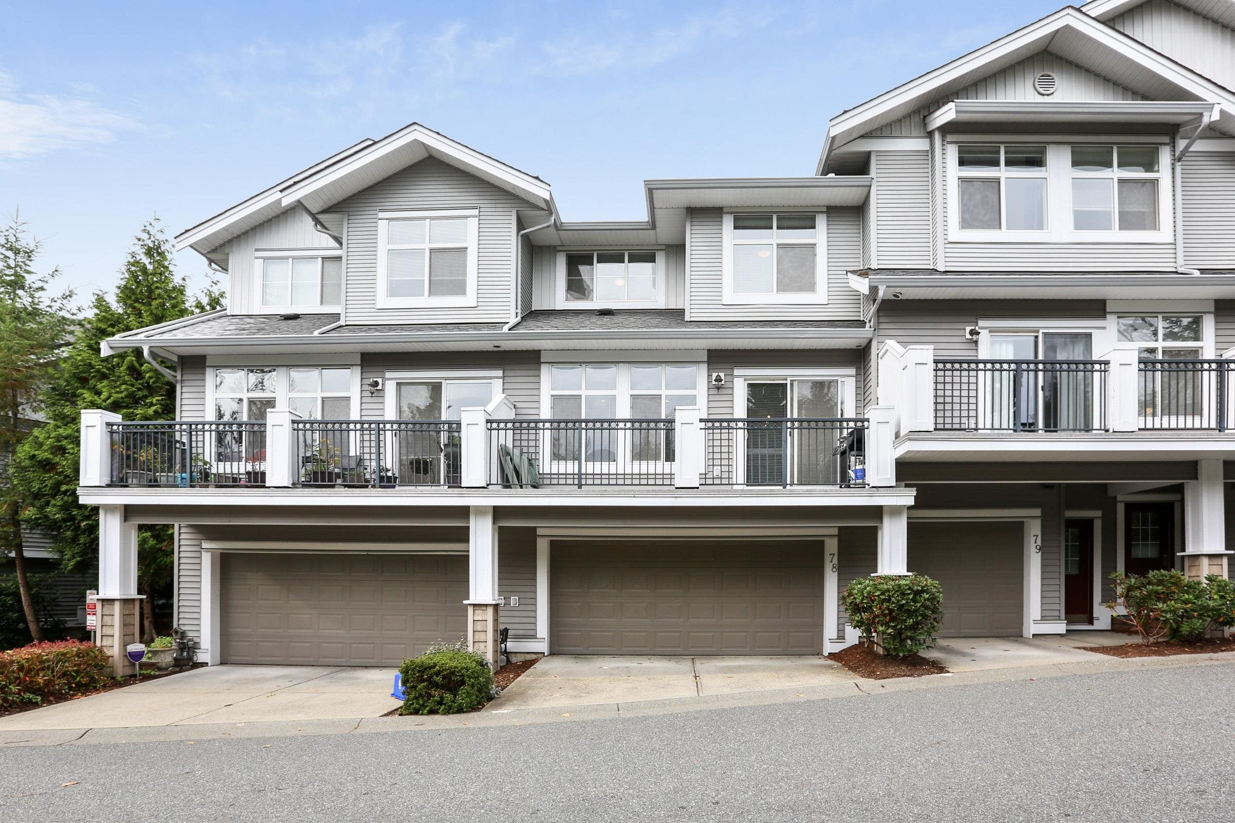 78 20449 66 AVENUE - Willoughby Heights Townhouse for sale, 3 Bedrooms (R2625319) - #1