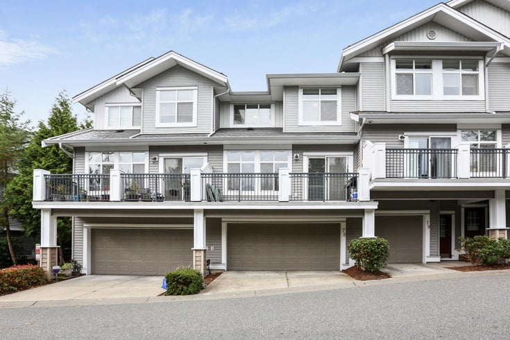 78 20449 66 AVENUE - Willoughby Heights Townhouse for sale, 3 Bedrooms (R2625319)