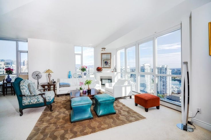 3203 388 DRAKE STREET - Yaletown Apartment/Condo for sale, 3 Bedrooms (R2625349)