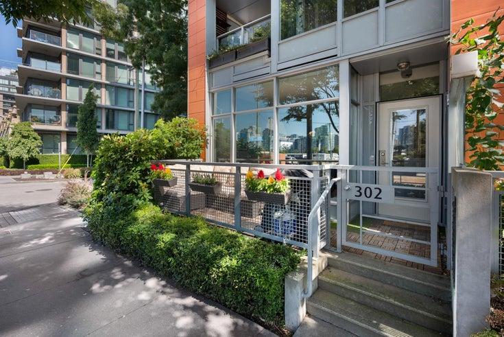 302 W 1ST AVENUE - False Creek Townhouse for sale, 2 Bedrooms (R2625350)