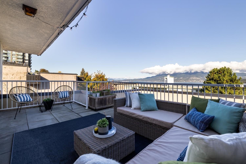 405 2234 W 1ST AVENUE - Kitsilano Apartment/Condo for sale, 1 Bedroom (R2625369)